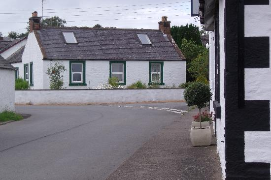 The Hightae Inn: Lovely
