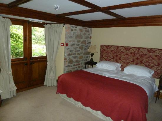 The Priory Hotel: Bedroom - Heron Suite