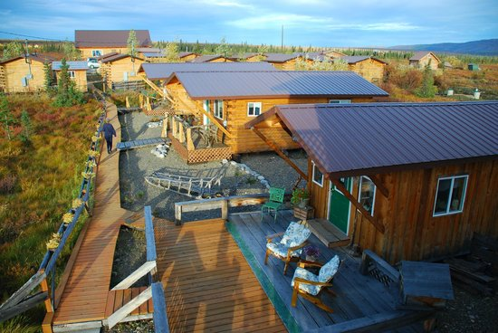 Photo of EarthSong Lodge - Denali's Natural Retreat Healy