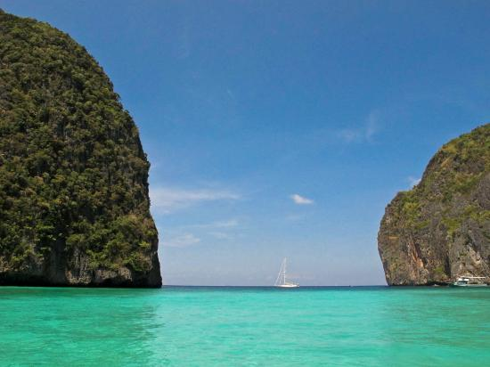 The Village Resort and Spa: Phi Phi Maya bay