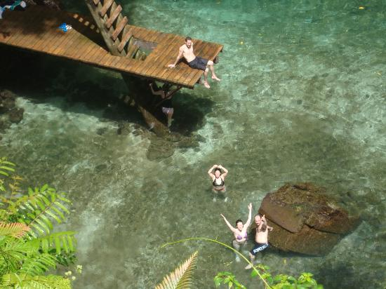 To Sua  - Picture of To Sua Ocean Trench, Lalomanu