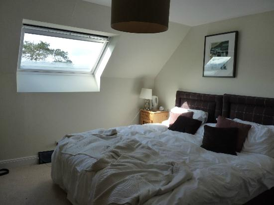 Balmacara, UK: our room
