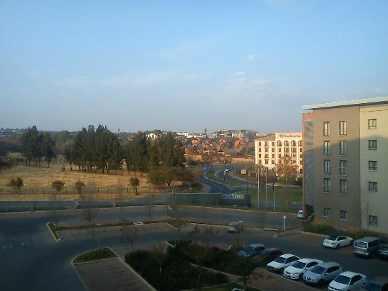 City Lodge Fourways: view from room