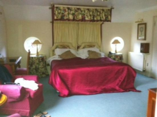 Grapevine Hotel: Bedroom Room No. 26