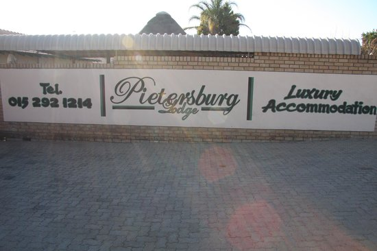 Pietersburg Lodge