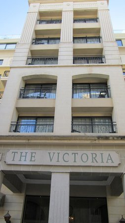 The Victoria Hotel: L&#39;hotel