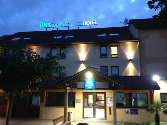 Ibis Budget Lyon sud Saint Fons A7