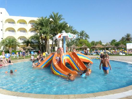 Aqua park photo de one resort monastir monastir for Aqua piscine otterburn park