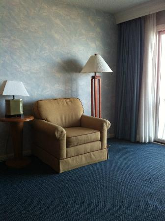 Quality Inn & Suites Beachfront Ocean City: Chair