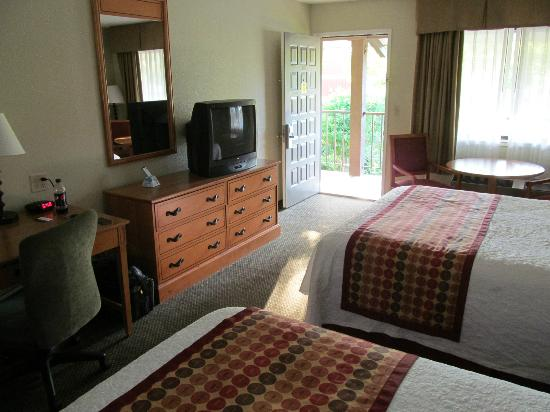 BEST WESTERN PLUS Inn Scotts Valley: room #203