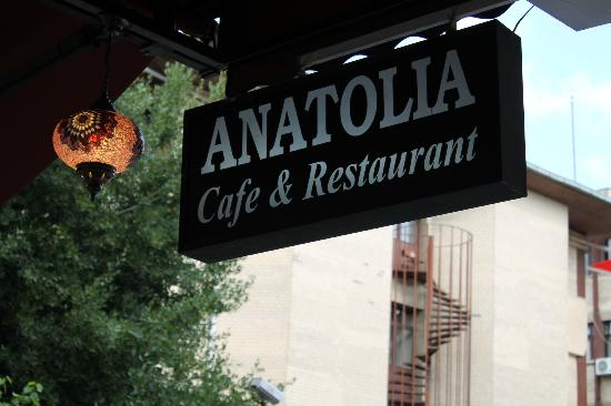istanbul anatolia cafe and restaurant: Great little restaurant with friendly staff