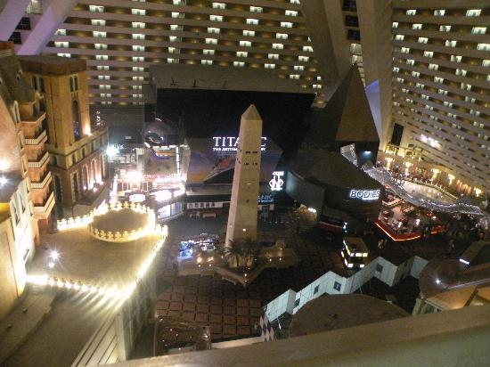 At one of the big cabanas picture of luxor las vegas for 16th floor paul kelly