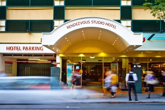 Photo of Rendezvous Studio Hotel Brisbane on George