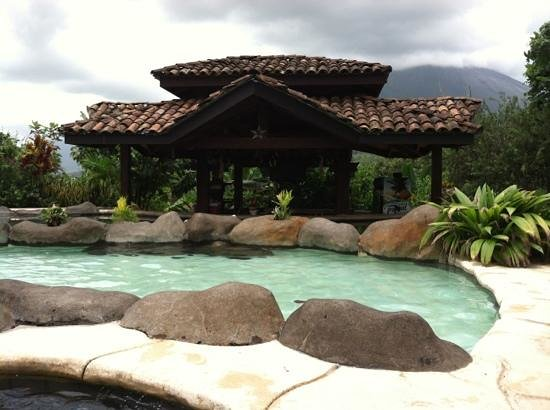 Hotel Mountain Paradise: swim up bar