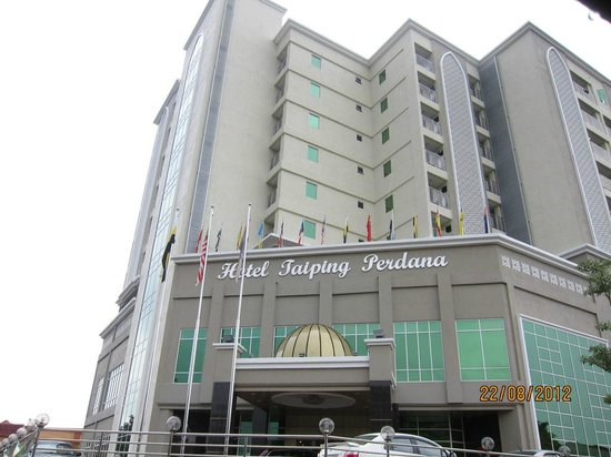 Photos of Hotel Taiping Perdana, Taiping