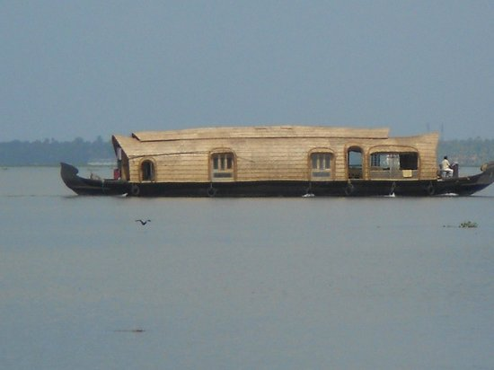 Aagaman Inn Homestay: a good view of boat