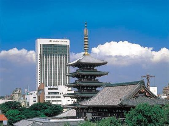 Asakusa View Hotel: 