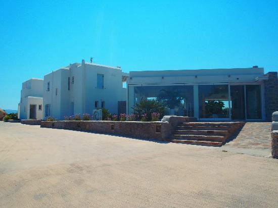 Naxian Collection: acceuil hôtel