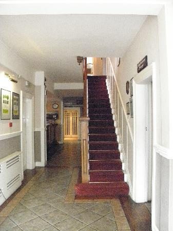 Woodfield House Hotel Foyer