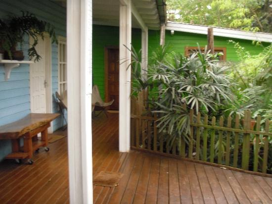 Secret Garden Iguazu B&amp;B: Descubre el jardin secreto