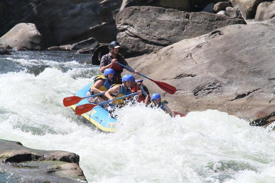 Cantrell Ultimate Rafting - Day Tours