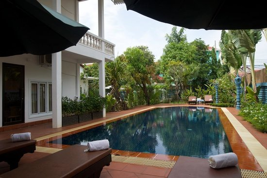 Photo of The Frangipani Green Garden Hotel & Spa Siem Reap