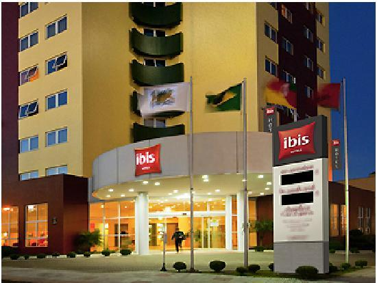 Ibis Caxias Do Sul: Fachada Ibis Hotel