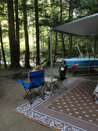 Lost River Valley Campground: Site 94
