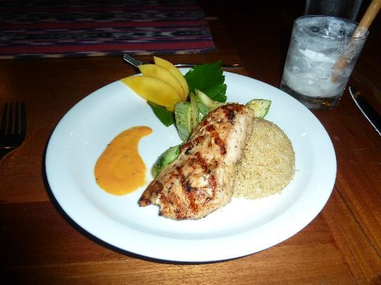 Playa Nicuesa Rainforest Lodge: Fabulous meals! Prepared and presented beautifully!