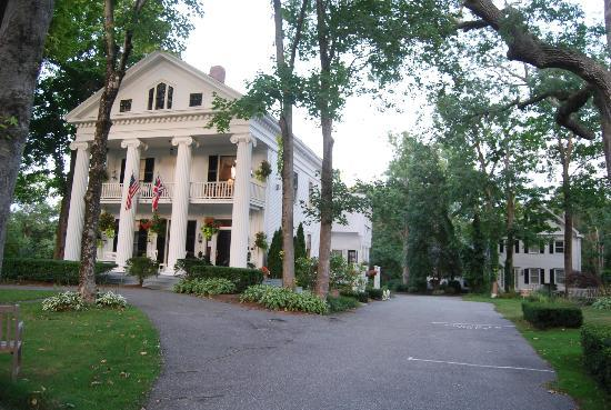 The Inn at Cape Cod: View from the street