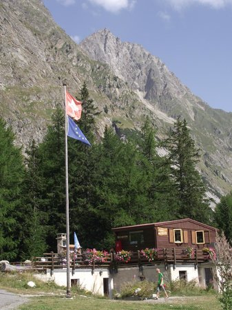 Camping Des Glaciers