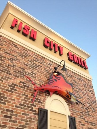 Fish City Grill on Fish City Grill  Longview   Restaurant Reviews   Tripadvisor