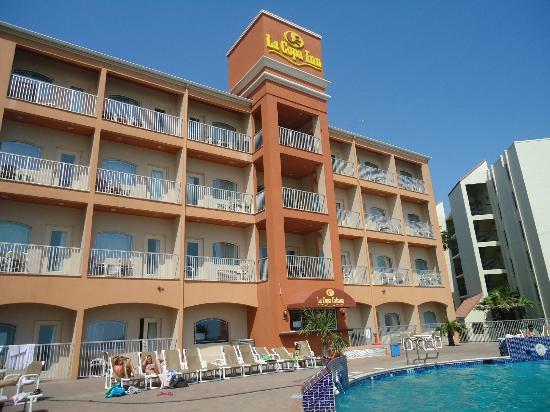 pool view of hotel