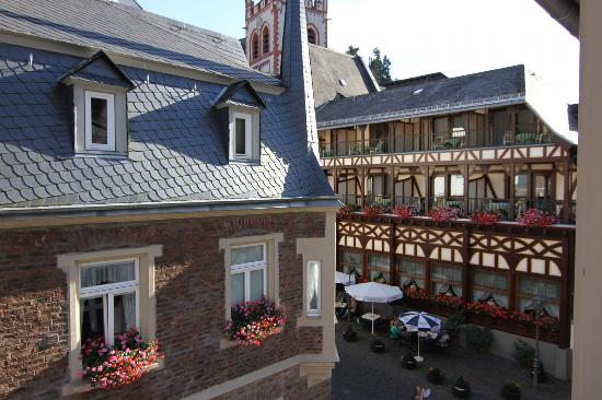 Hotel am Markt: View from Room 1