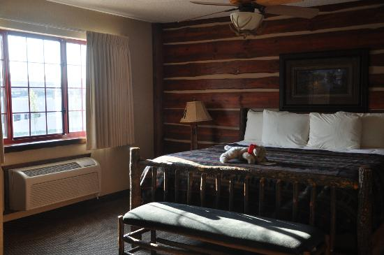 Stoney Creek Inn - Moline: bedroom area