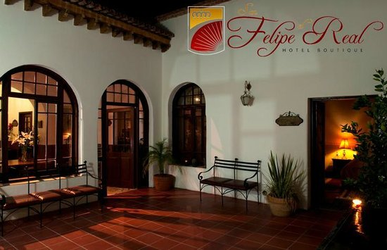 ‪Hotel Boutique San Felipe El Real‬