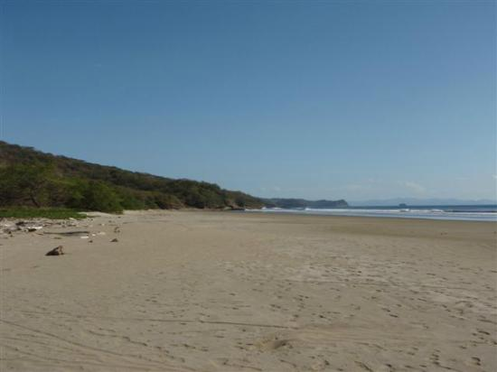Playa Yankee, Nikaragua: Quiet and Private beach
