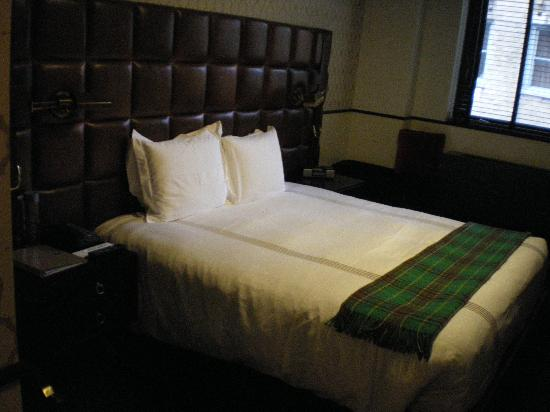 Gild Hall - A Thompson Hotel: My bed