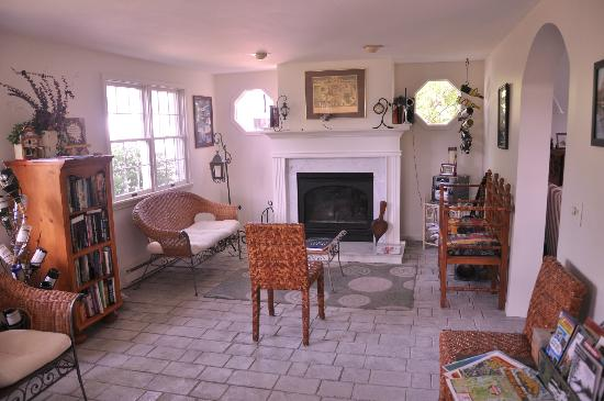 The House on the Hill: A place to relax!