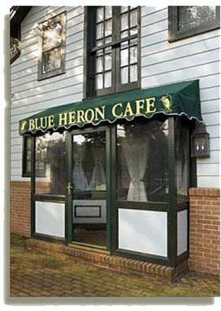 Blue Heron Cafe Chestertown Maryland
