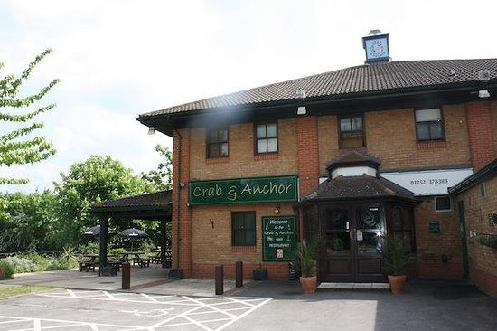 Farnborough United Kingdom  City pictures : Crab and Anchor, Farnborough Restaurant Reviews, Phone Number ...