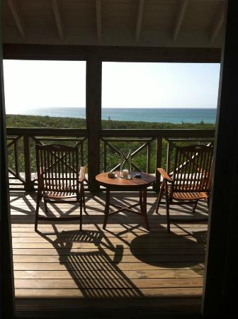 Parrot Cay by COMO: my am view