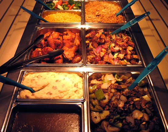 Best Seafood Buffet Twin Cities