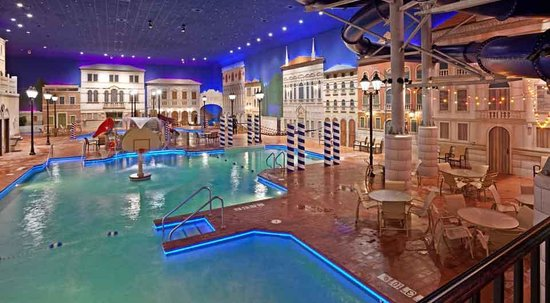 Venetian Indoor Waterpark Maple Grove Mn Address