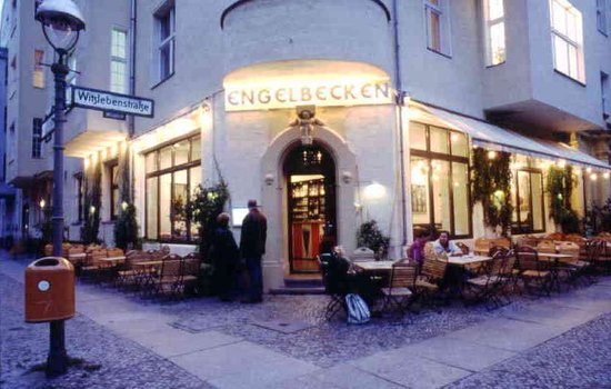 The 10 Best Restaurants Near Ivbergs Hotel Charlottenburg