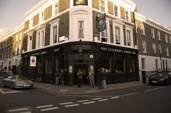 Coopers Arms Restaurant Reviews London United Kingdom