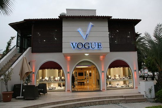 Vogue Jewellery & Diamond Center