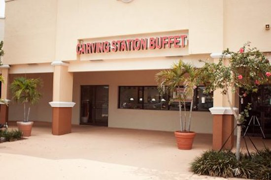 Carving station buffet lake worth restaurant reviews