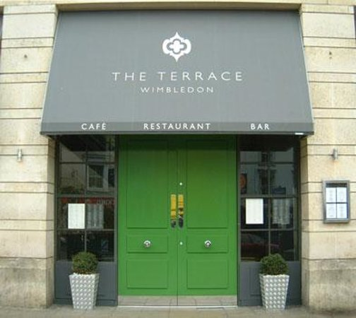 The terrace for 44 the terrace