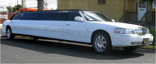 how to drive a limousine